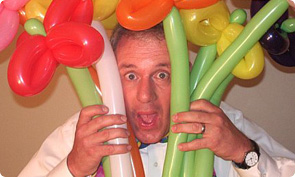 Jungle John®'s Man-Eating Balloon Show!